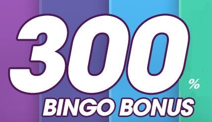 bingo stortingsbonus
