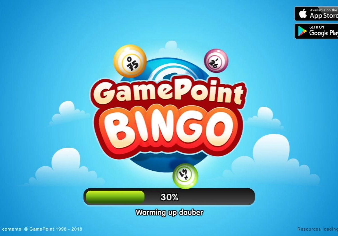 Gamepoint bingo review