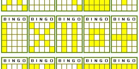 bingo uitzonderingen